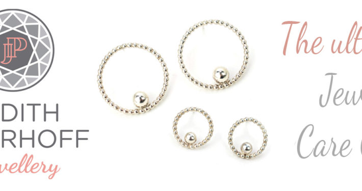 Jewellery Care Guide Banner