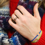 Winter Fashion Stack Rings and Charm Bracelets