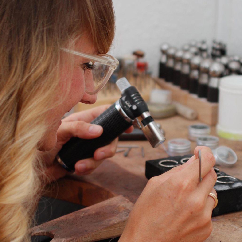 Judith Peterhoff bespoke handmade jewellery