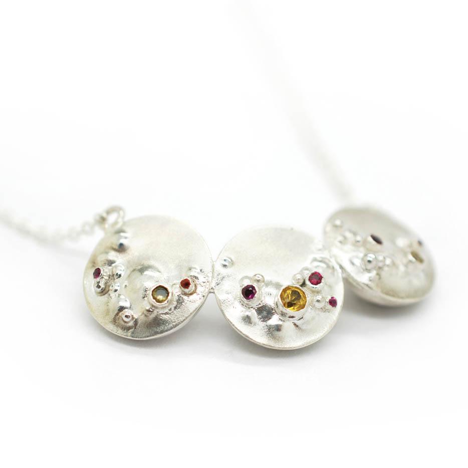 Decorio Tripple Necklace