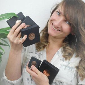Judith Peterhoff Delivery bespoke jewellery boxes