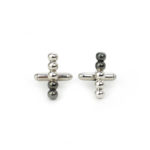 Cufflinks White Black