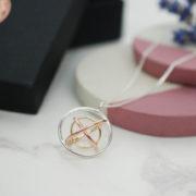 Judith Peterhoff Jewellery Bespoke Family Pendants